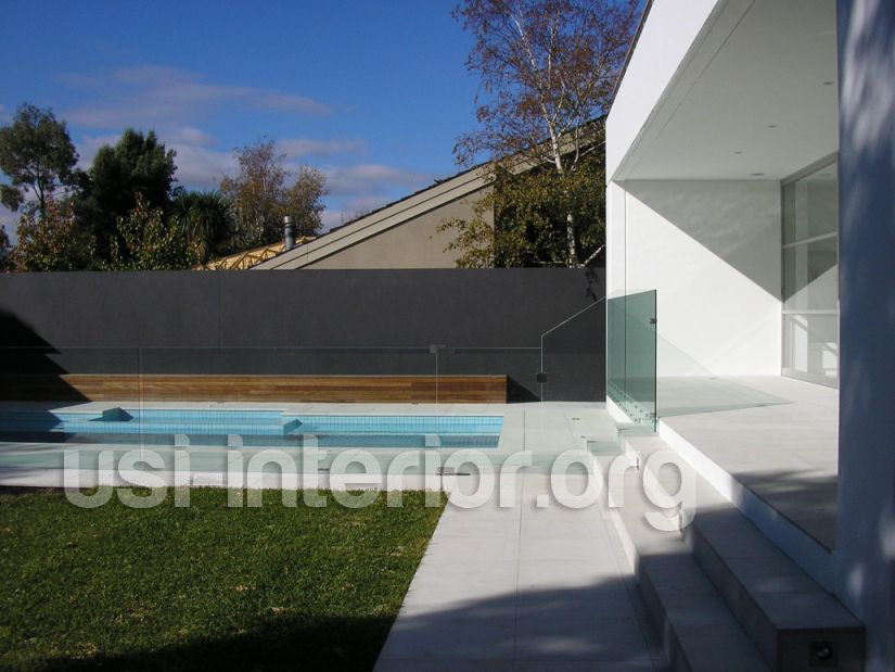 Balustrade Sticla Piscina