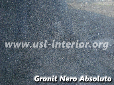 Granit Nero Absoluto