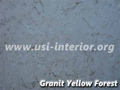 Granit Yellow Forest