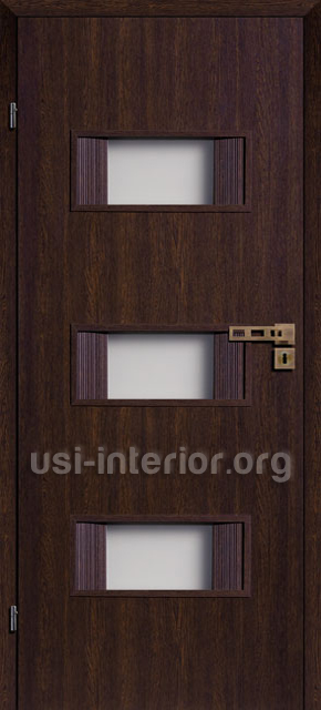 Usi Interior Wenge Model Avilla 1