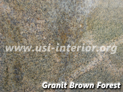 Granit Brown Forest